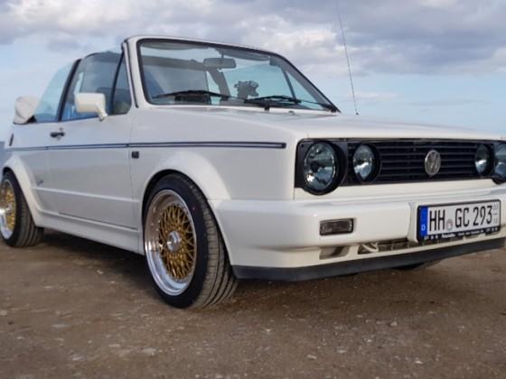 Golf 1 Cabrio Bj 1993