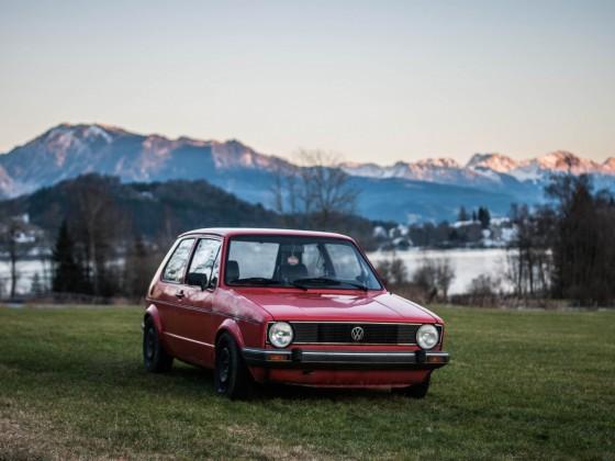 Golf 1 GL 1,1L 50PS