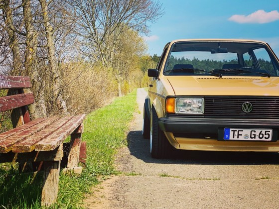 VW Jetta MK1 G60