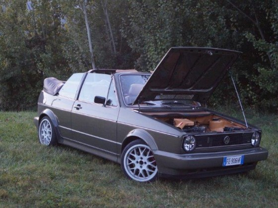 Mein '87 cabby