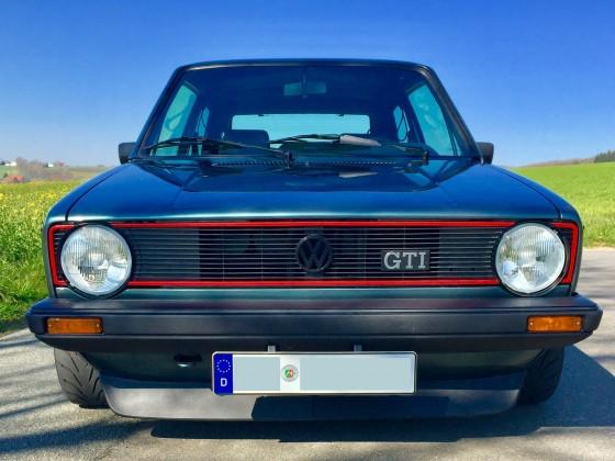 Golf 1 GTi 16V Weber
