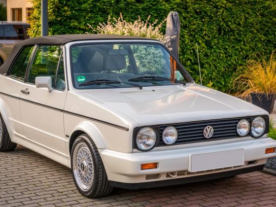 Golf 1 Cabrio BBS RM 012